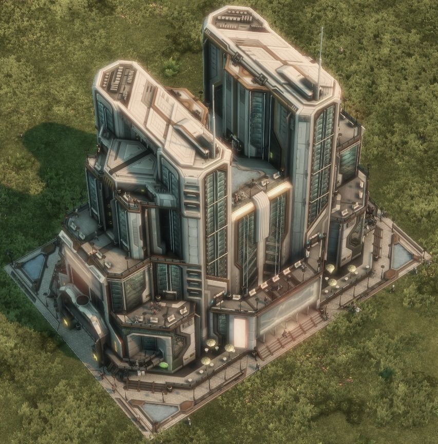 anno 2205 how to get executives